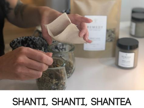 Shanti, Shanti, Shantea