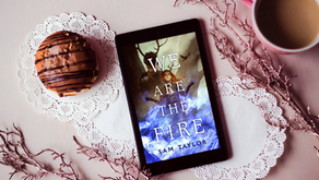 Review: We Are The Fire by Sam Taylor