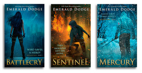 Interview with Emerald Dodge, USA Today Bestselling Author