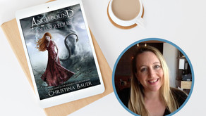 Interview with Christina Bauer, author of the Angelbound series