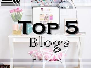 TOP 5: Blogs