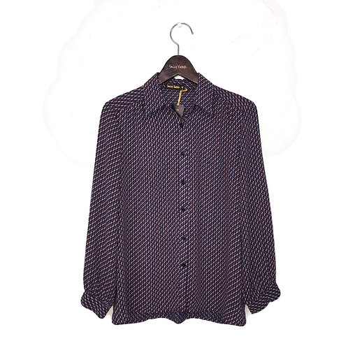 Blouse patterned