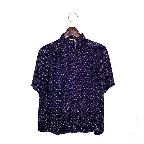 Blouse dotted pattern
