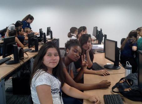 Tecnologia é para meninas sim!