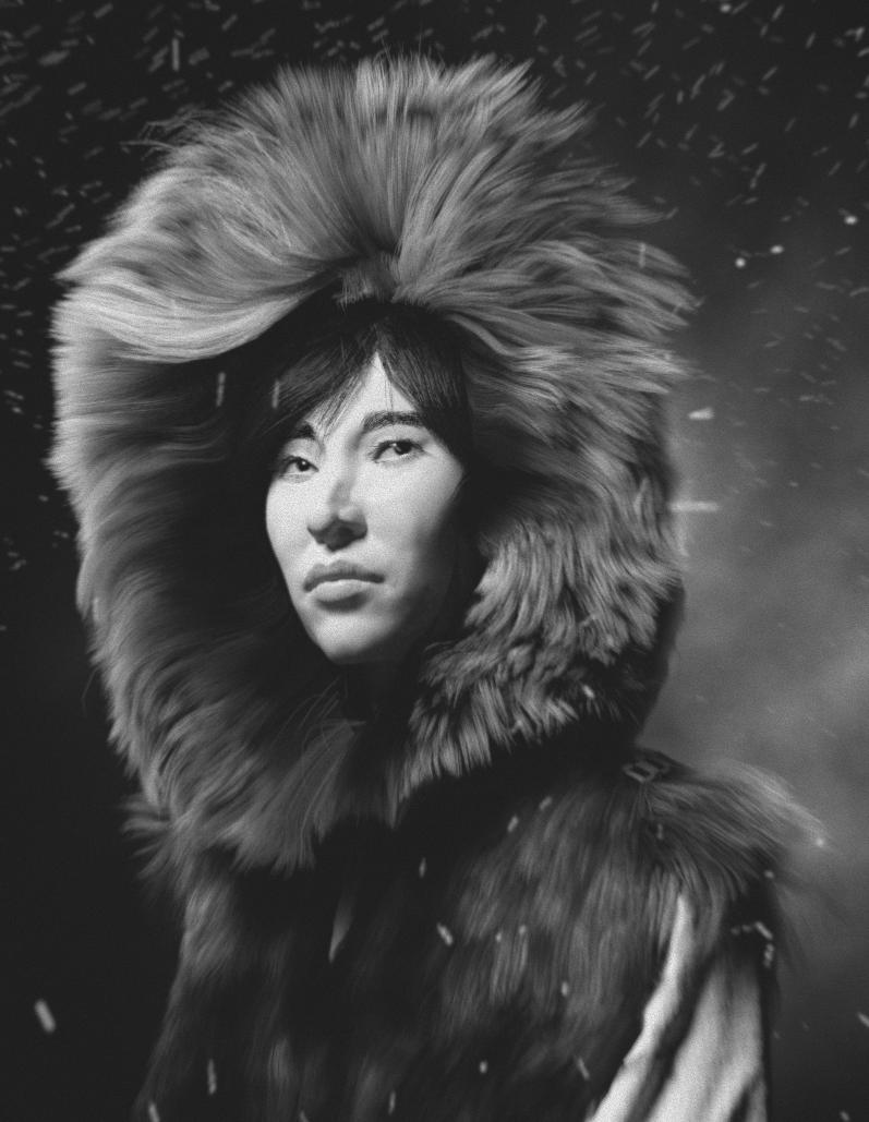 Inuit Groom