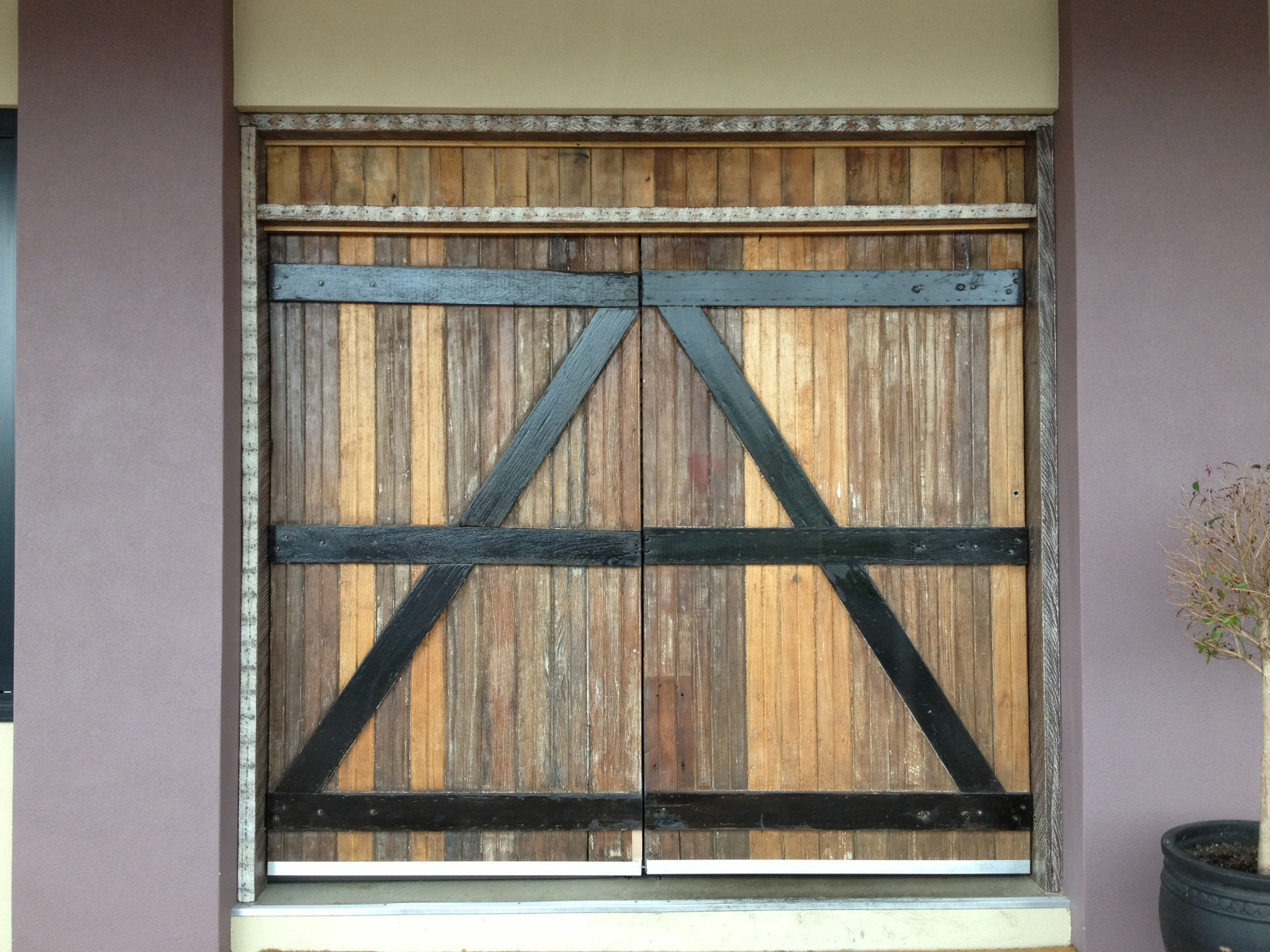 Barn Entry Doors