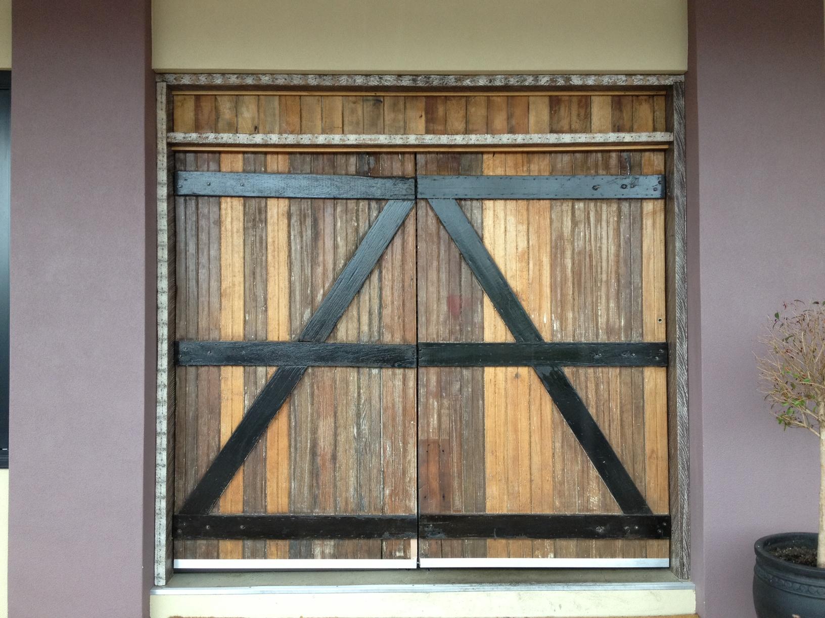 Barn Entry Doors