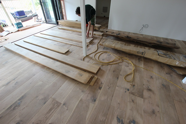 French Oak Flooring