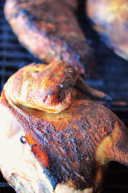 Quarter Chicken & Tri-Tip