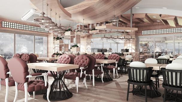 ESKISEHIR KULE CAFE