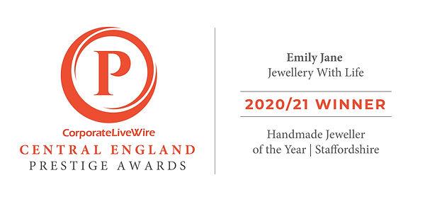 An award from Central England Prestige Awards