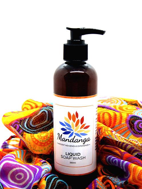 Mandanga Liquid Soap Wash 250ml