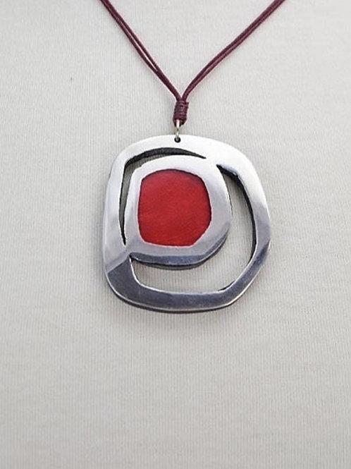 Sabelle Seductive Red Pendant