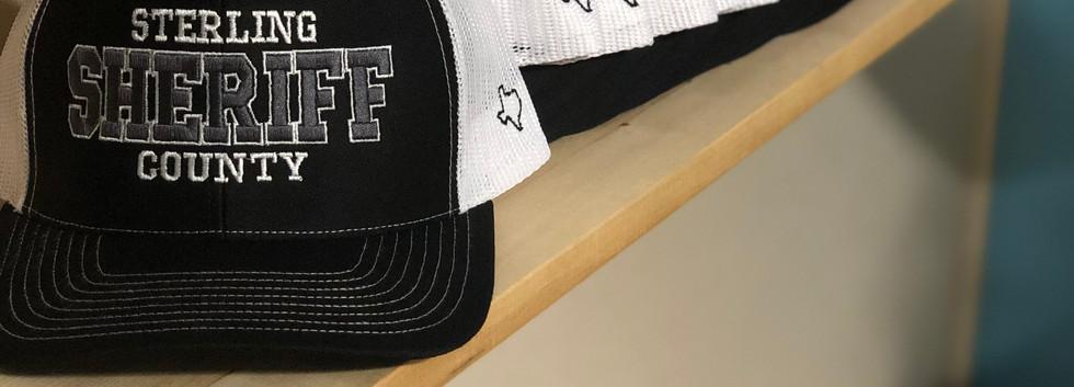 Sheriffs Office Hats