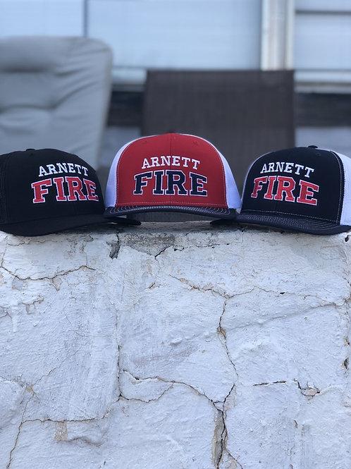FIRE Snapback