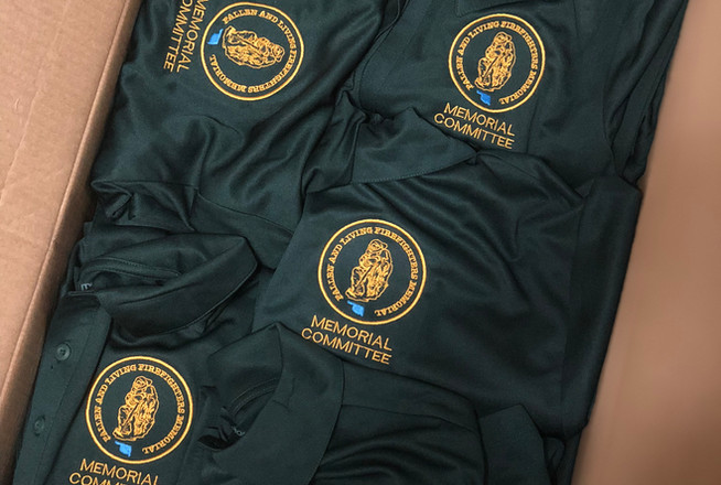 Polo shirts for a special occasion