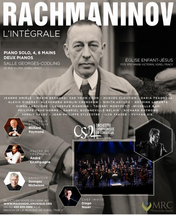 Rachmaninov integrale