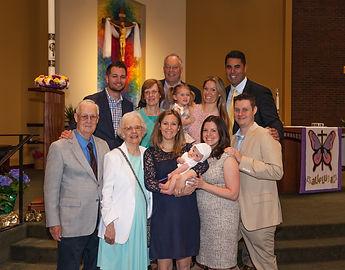 Baptism Retreat Ministry