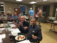 SJR Men's Club Meeting and Dinner 21 Sep