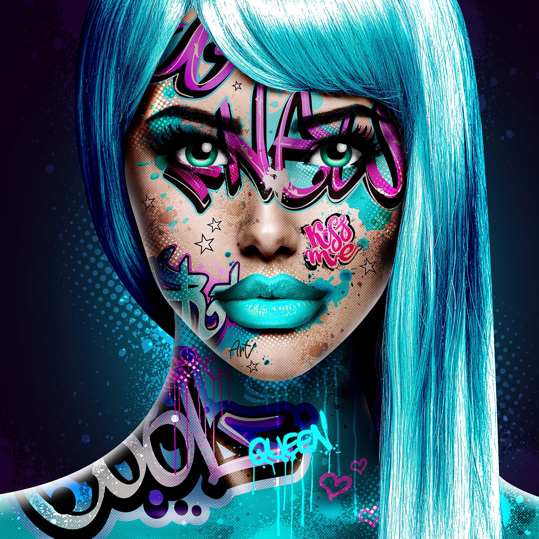 A.M.Y (Blue)