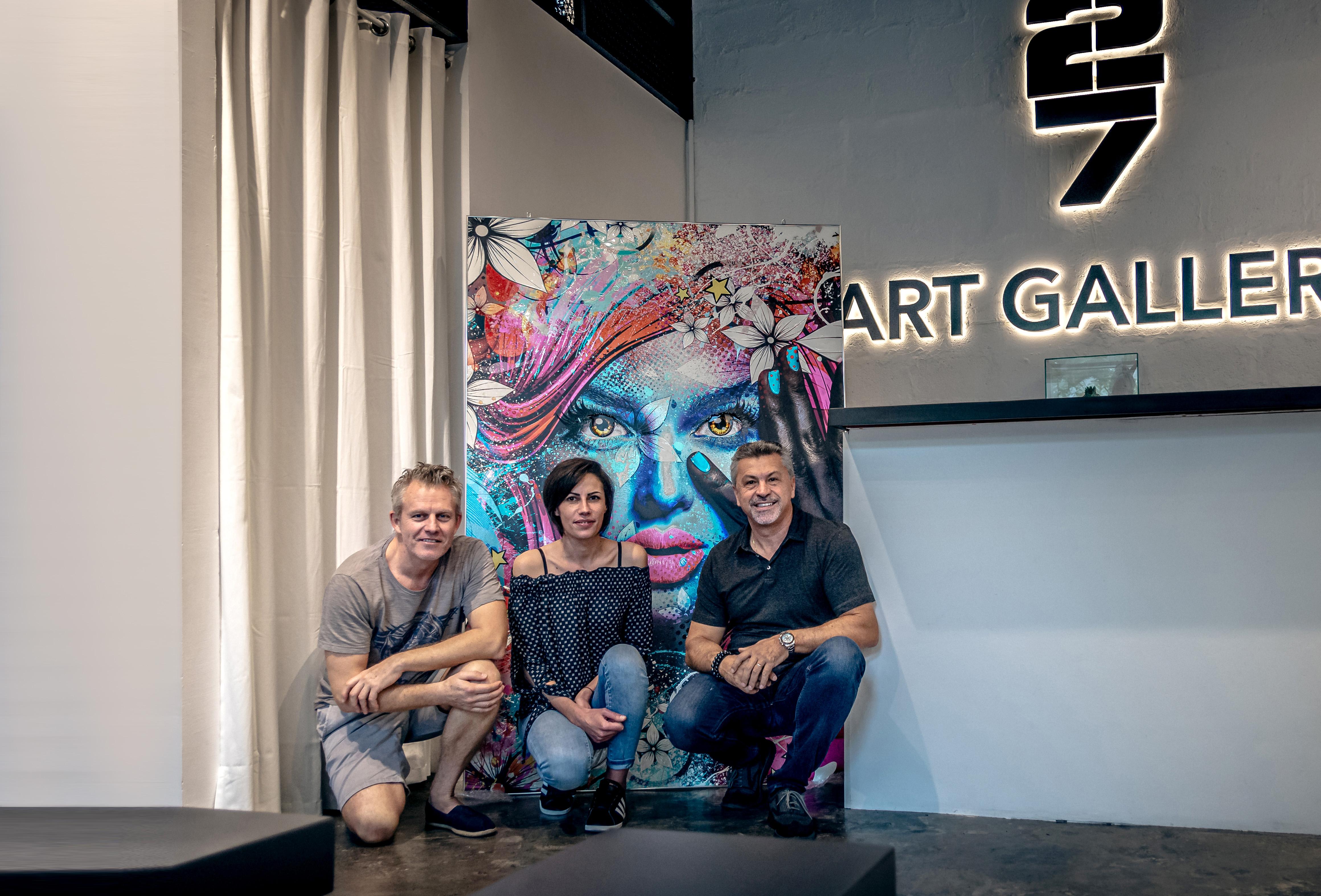 Gallery27, Dubaï