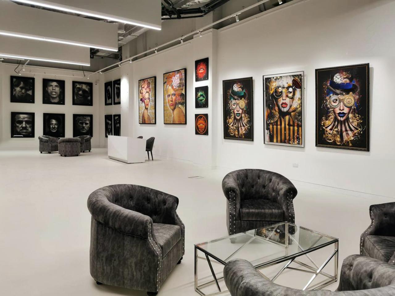 Gallery27 - Emaar boulevard