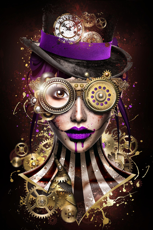 M.A.X.I.N.E (Purple)