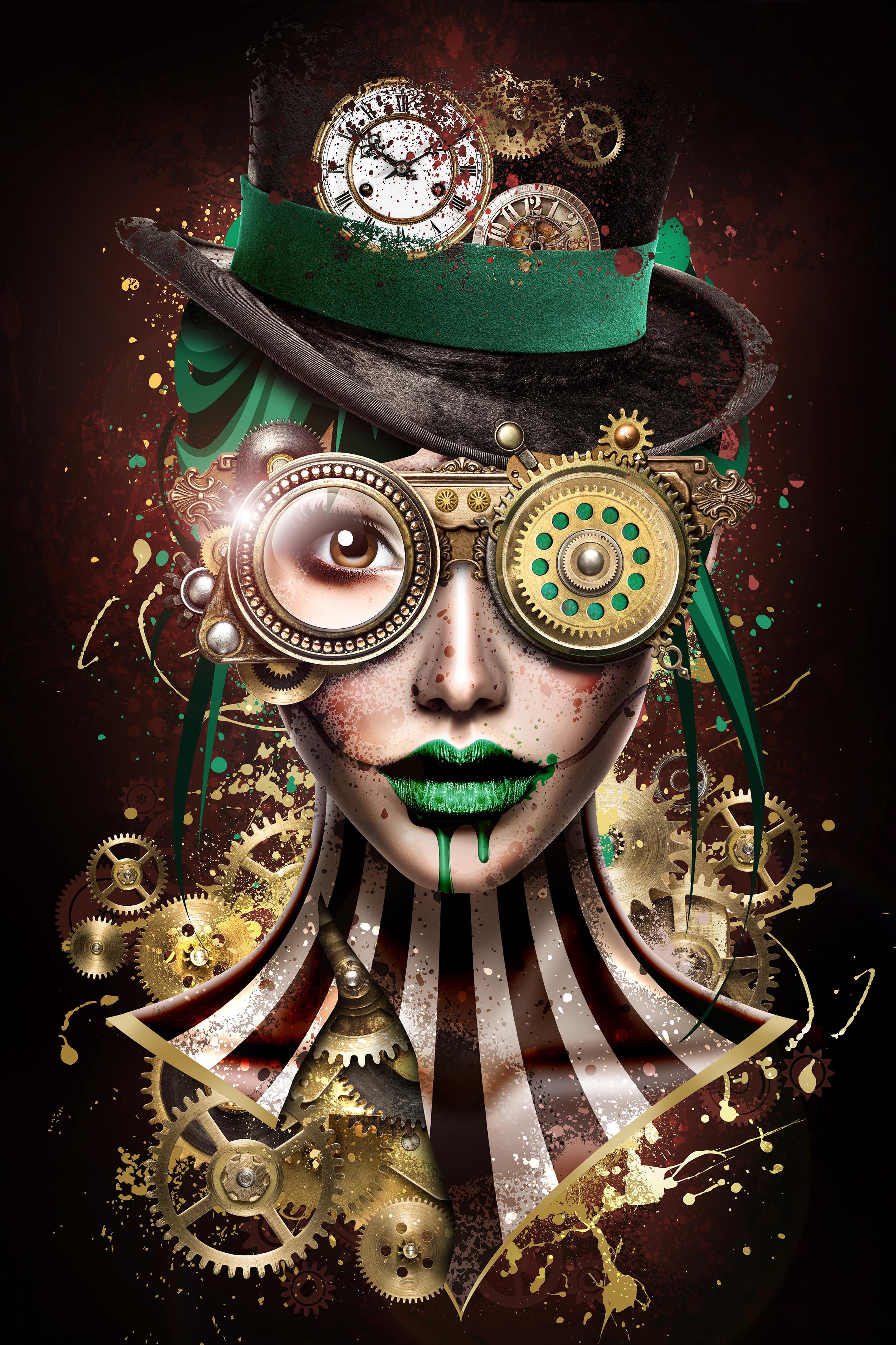 M.A.X.I.N.E (Green)