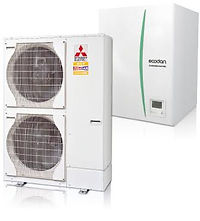 Air to Water Heat Pumps in Donegal and across Ireland