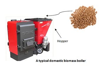 Bio Mass Boliers in Donegal and across Ireland