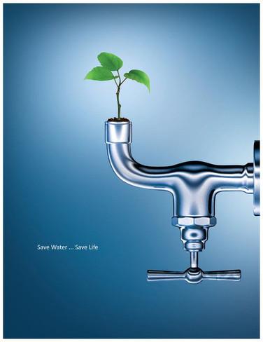 Dicas de Poupança de Água