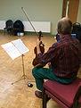 Neston Folk Dance Club : Musician
