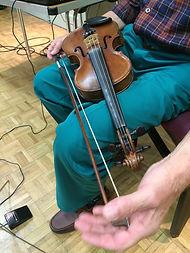 Neston Folk Dance Club Musicians