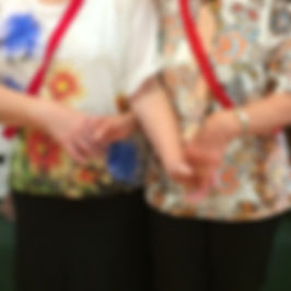Neston Folk Dance Club : Promenade Hold