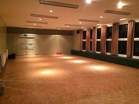 Neston Folk Dance Club Meeting Hall : Neston URC