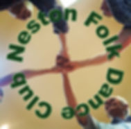 Neston Folk Dance Club Logo