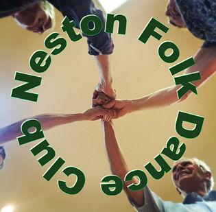Neston Folk Dance Club Logo