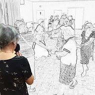 Neston Folk Dance Club : Calling a Dance