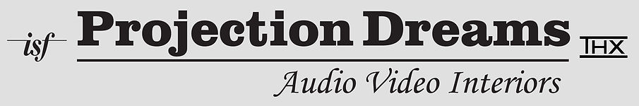 Projection Dreams - Audio / Video Logo