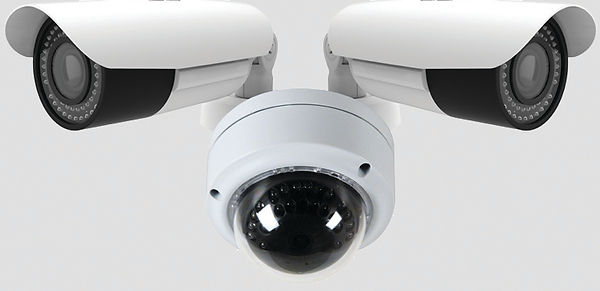 4K security cameras from Pedigree Security