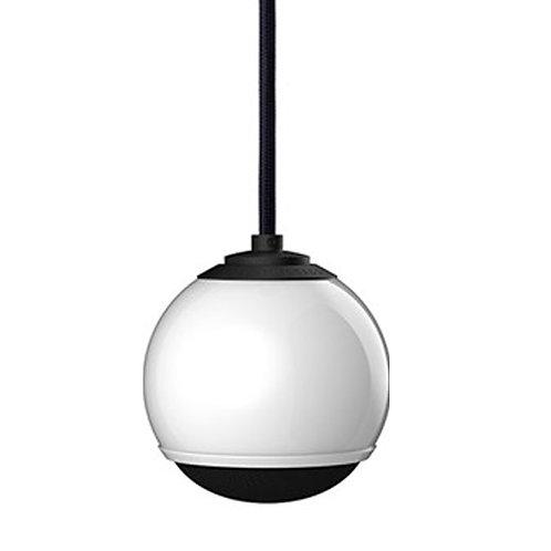 Gallo Micro Single Droplet (Gloss White + Black Cable)