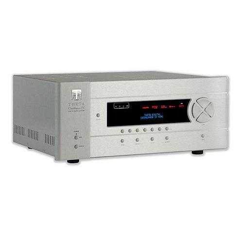 Theta Casablanca 4A Processor