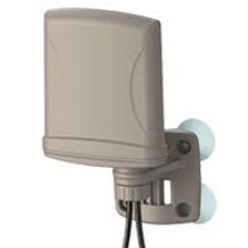 4G omni-directional antenna available from Pedigree Networking