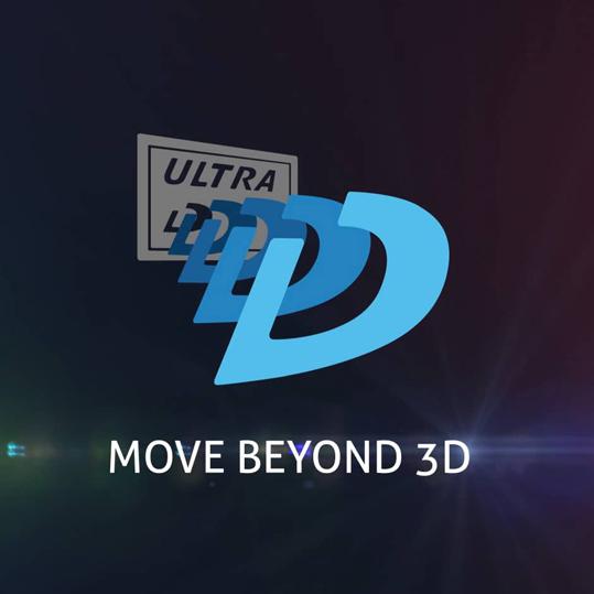 Ultra-D 3D Televisions
