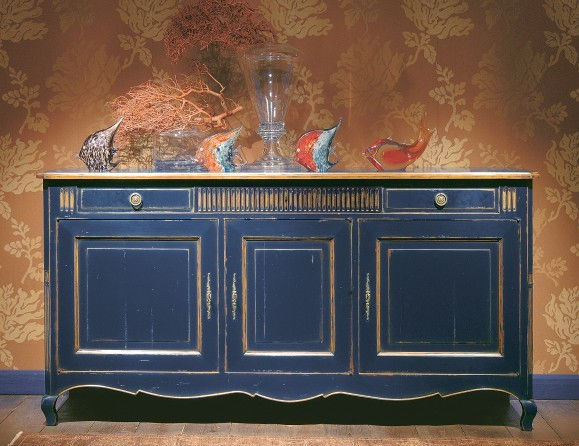 Custom bespoke side board from Pedigree Interiors