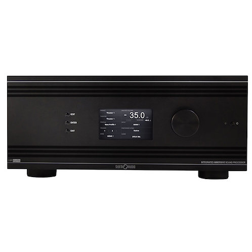 Storm Audio I.ISP 3D.16.12 Elite A/V Receiver (Black)