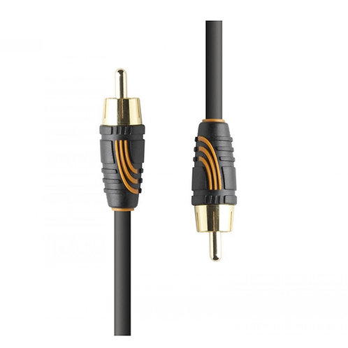 QED 6m Profile SubWoofer Cable