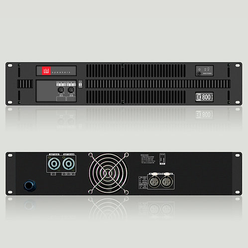 LW EK800V2 Amplifier