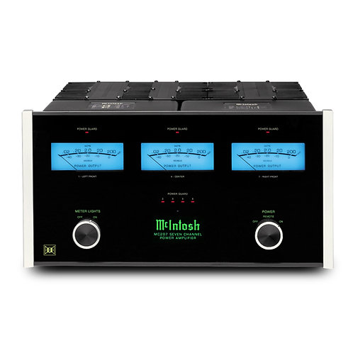 McIntosh 7-Channel Amplifier