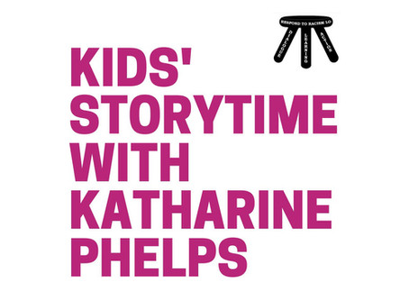 Read Aloud with Katharine Phelps: October 5, 2020